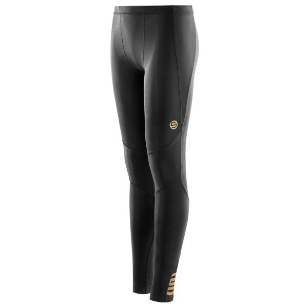 Skins A400 Youth Compression Long Tights – Black