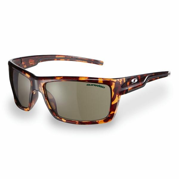 Sunwise Pioneer Sunglasses – Brown