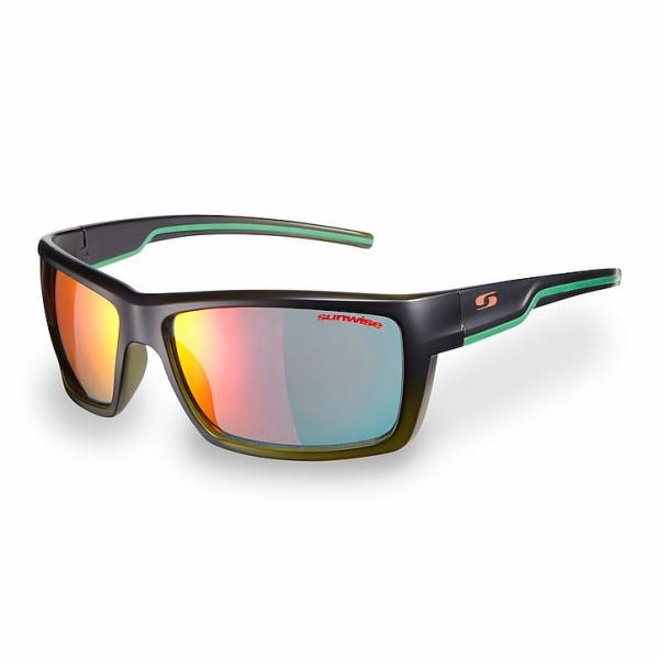 Sunwise Pioneer Sunglasses – Black