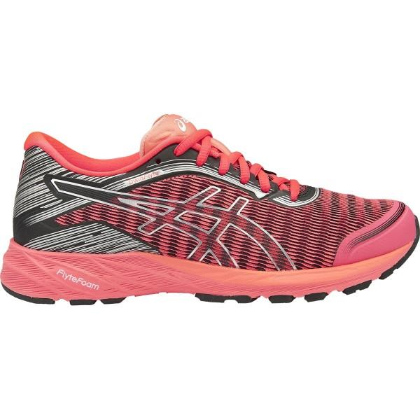 Asics DynaFlyte – Womens Running Shoes – Diva Pink/Silver/Black