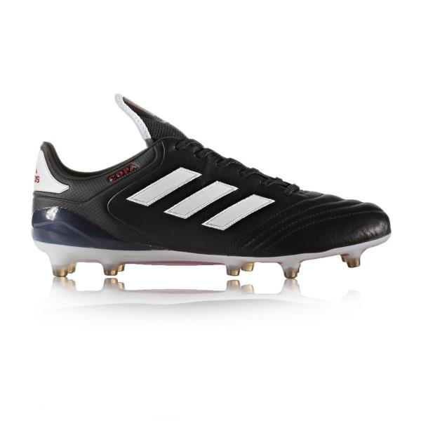Adidas Copa 17.1 Firm Ground – Mens Football Boots – Core Black/Footwear White/Red