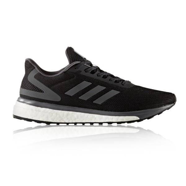 Adidas Response Lite – Womens Running Shoes – Core Black/Footwear White/Utility