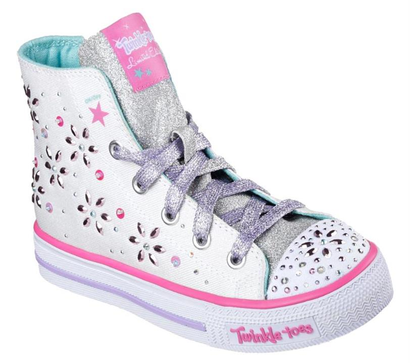 Kids Girls' Twinkle Toes Shuffles – Sparkly And Sweet