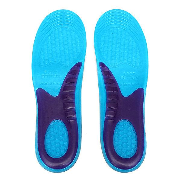 Female And Male Shock Absorption Shoe Insole Pads