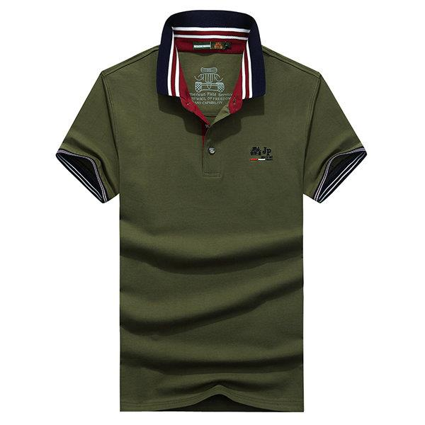 Casual Business Polo Shirt