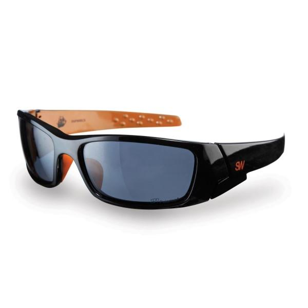 Sunwise Shipwreck Polarised Sunglasses – Black