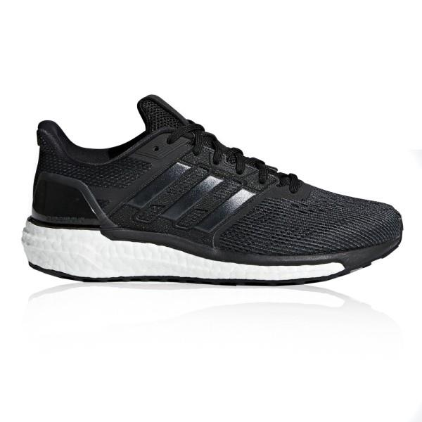 Adidas Supernova – Womens Running Shoes – Core Black