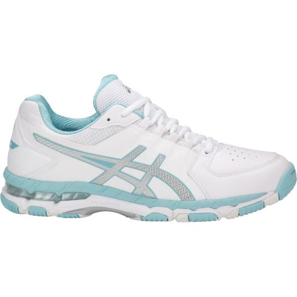Asics Gel 540TR – Womens Cross Training Shoes – White/Porcelain Blue/Silver