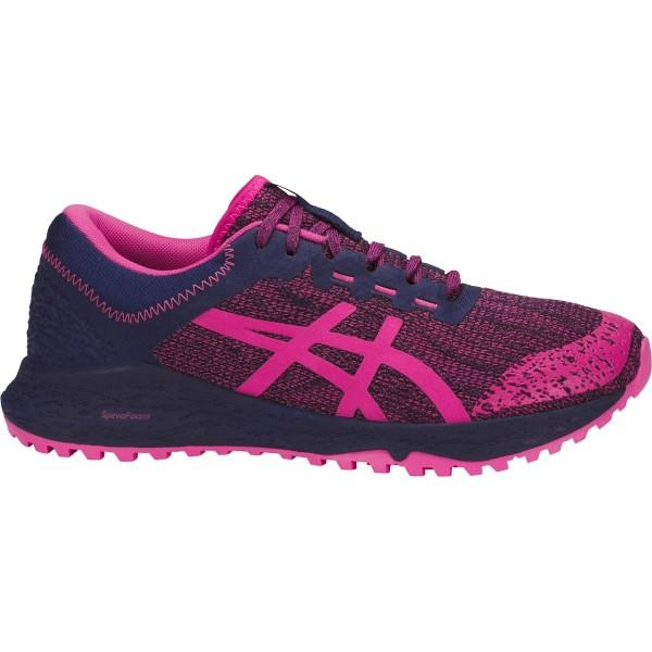 Asics Alpine XT – Womens Trail Running Shoes – Fuchsia Purple/Indigo Blue
