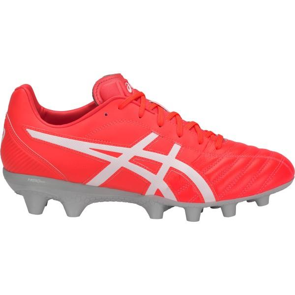 Asics Lethal Flash IT – Mens Football Boots – Flash Coral/White/Coralicious