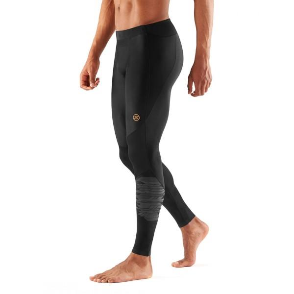 Skins A400 Starlight Mens Compression Long Tights – Oblique