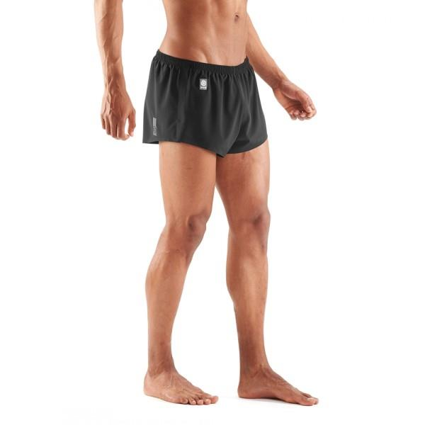 Skins Activewear Standby 2 Inch Mens Running Shorts – Black