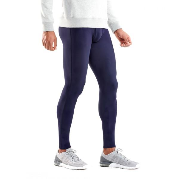 Skins DNAmic Sport Recovery Mens Compression Long Tights – Mariner