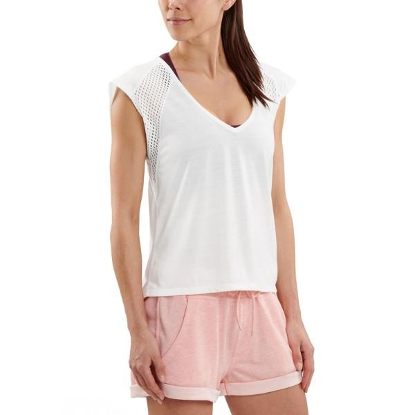 Skins Activewear Odot Womens Training T-Shirt – Ceramic