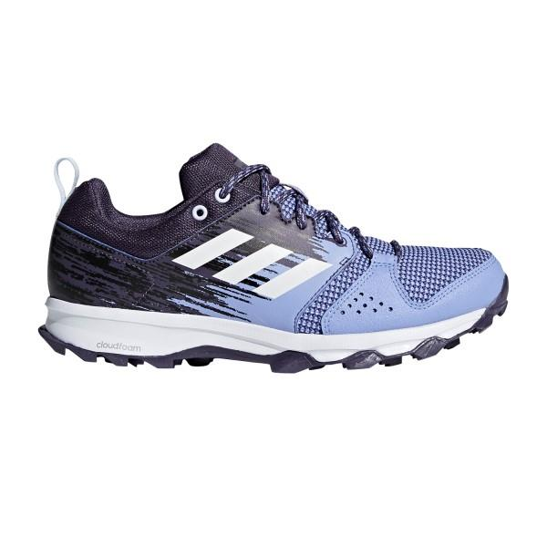 Adidas Galaxy Trail – Womens Trail Running Shoes – Chalk Purple/Orchard Tint/Trace Purple