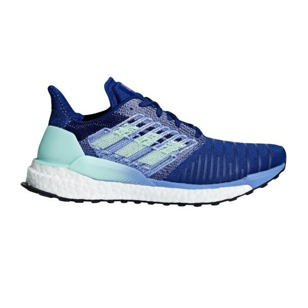 Adidas Solar Boost – Womens Running Shoes – Mystery Ink/Clear Mint/Real Lilac