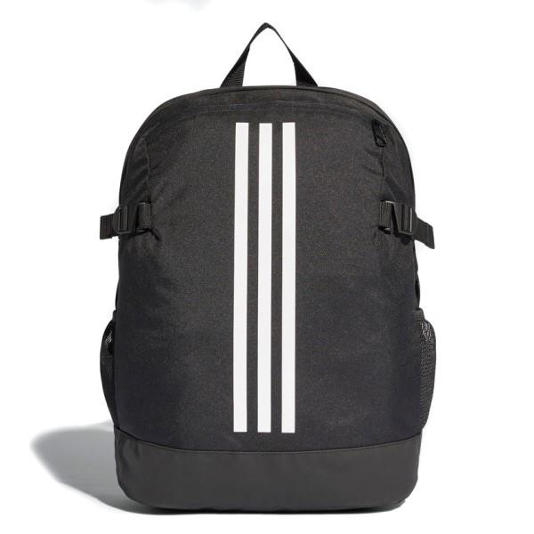 Adidas 3-Stripes Power Backpack Bag – Medium – Black/White