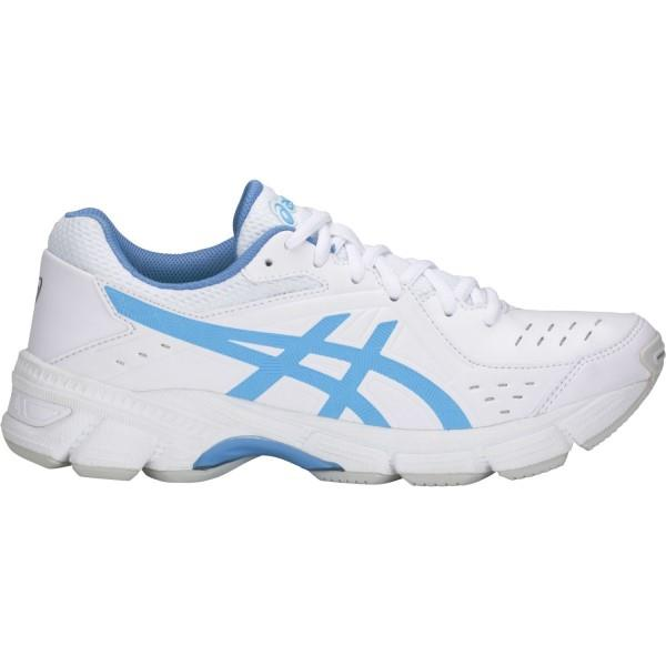 Asics Gel 195TR – Womens Cross Training Shoes – White/Blue Bell