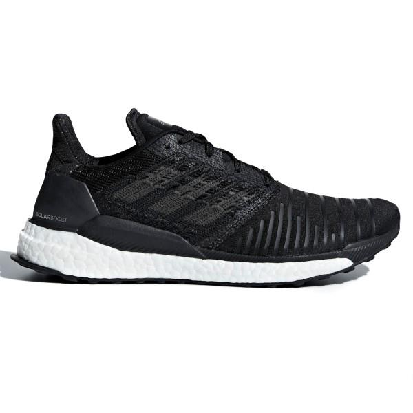 Adidas Solar Boost – Womens Running Shoes – Core Black/Grey/Footwear White