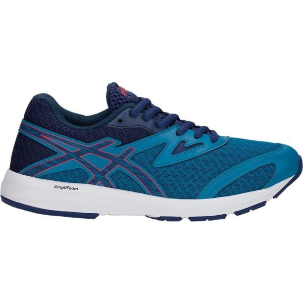 Asics Gel Amplica GS – Kids Boys Running Shoes – Race Blue/Deep Ocean