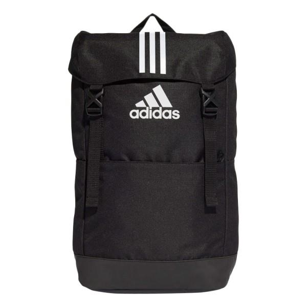 Adidas 3-Stripes Backpack Bag – Black/White