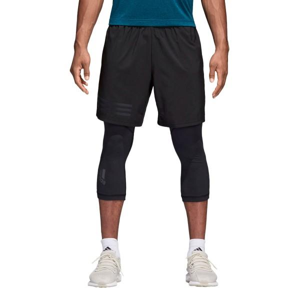 Adidas 4KRFT Climacool Mens Training Shorts – Black