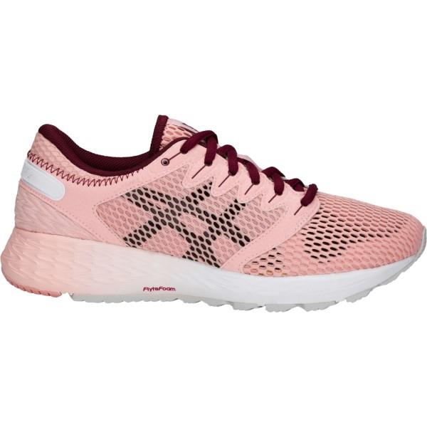 Asics Roadhawk FF 2 – Womens Running Shoes – Frosted Rose/Cordovan