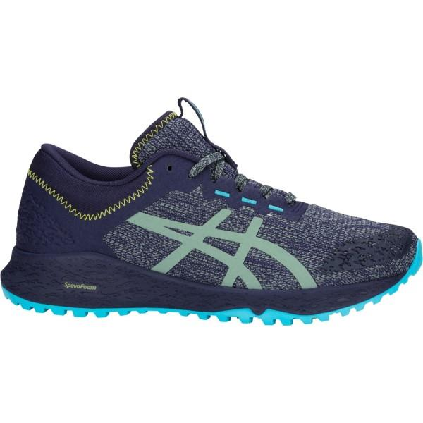 Asics Alpine XT – Womens Trail Running Shoes – Slate Grey/Peacoat