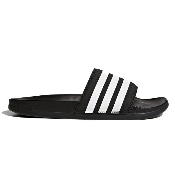 Adidas Adilette Comfort – Womens Casual Slides – Black/White