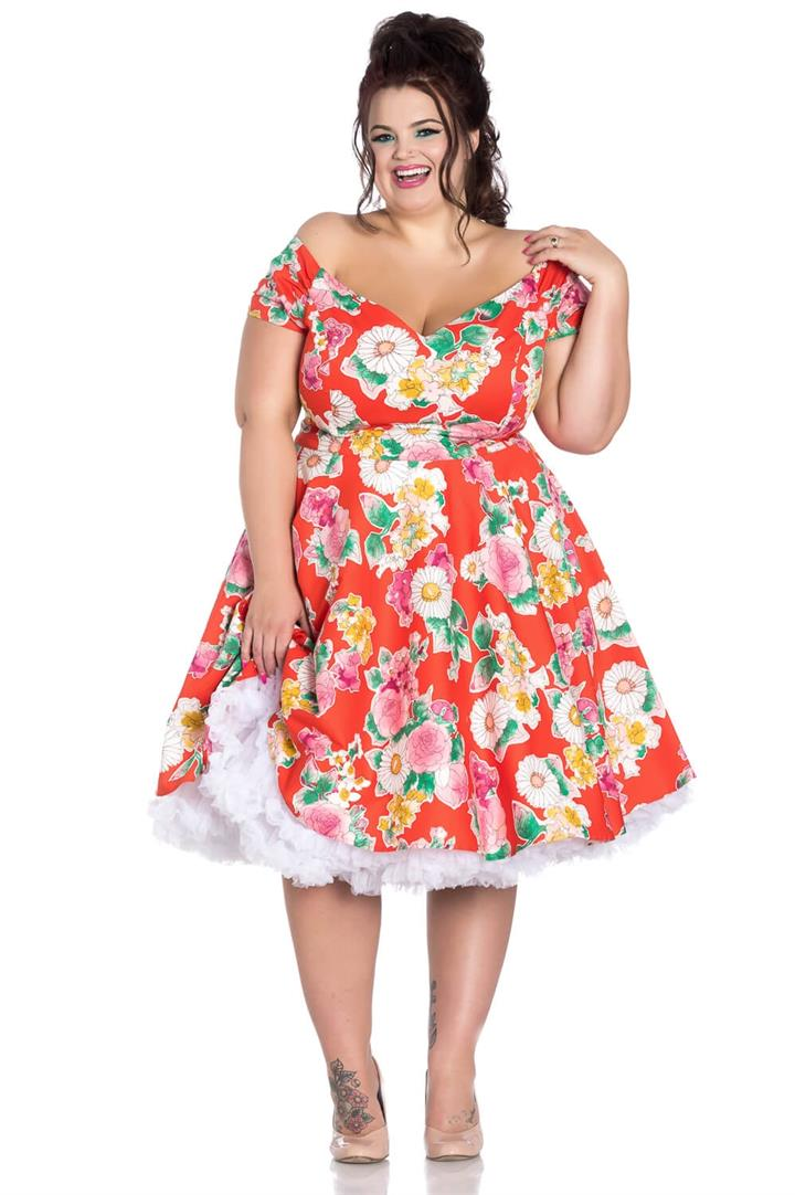 [Special Order] Hell Bunny Marguerita 50's Dress