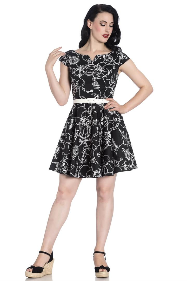 [Special Order] Hell Bunny Mistral Mini Dress