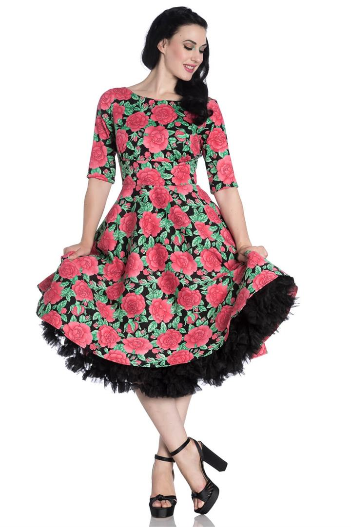 [Special Order] Hell Bunny Darcy 50S Dress