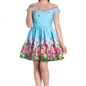 [Special Order] Hell Bunny Angelique Mini Dress
