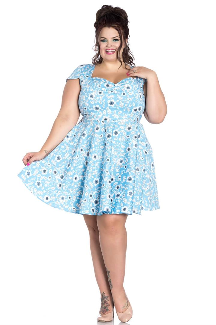 [Special Order] Hell Bunny Daphne Mini Dress