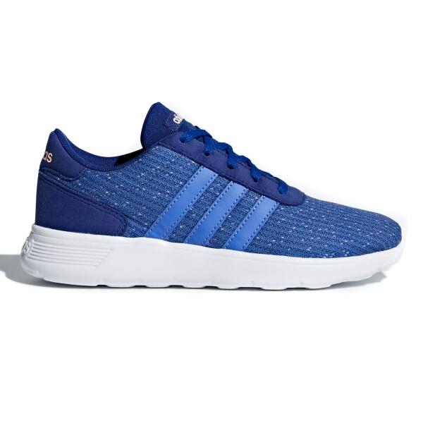Adidas Lite Racer – Kids Running Shoes – Mystery Ink/Clear Orange