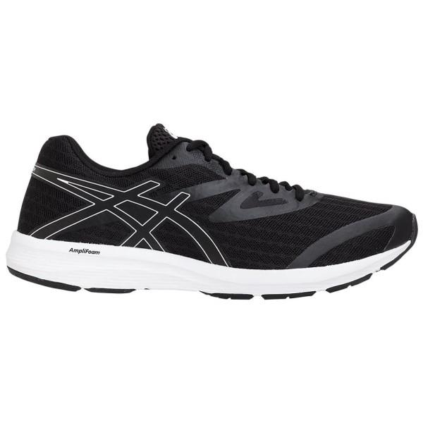 Asics Amplica – Womens Running Shoes – Black/White