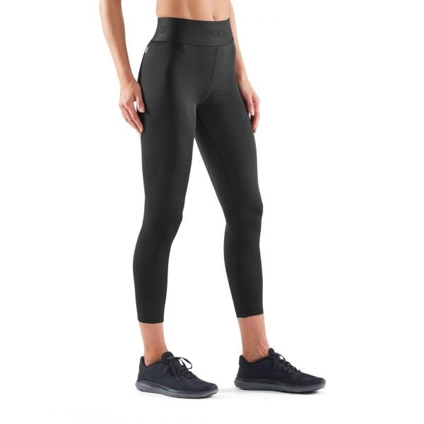 Skins DNAmic Primary Skyscraper Womens Compression 7/8 Tights – Black