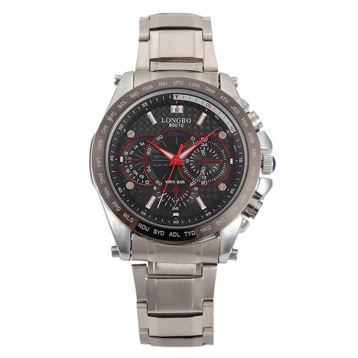 LONGBO Casual Watch Stainless Steel Charming Watch