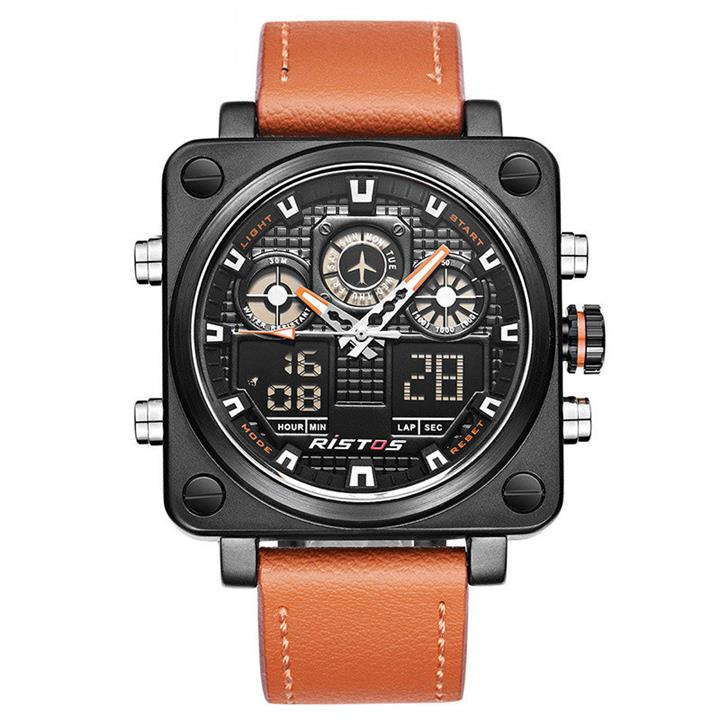 Stylish Dual Display Military Watches