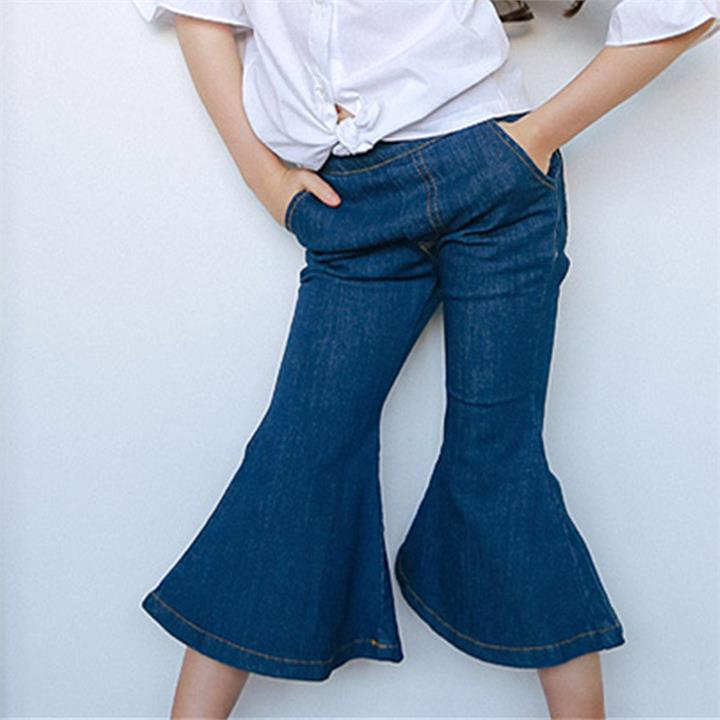 Cool Girls Jeans Flare Pants