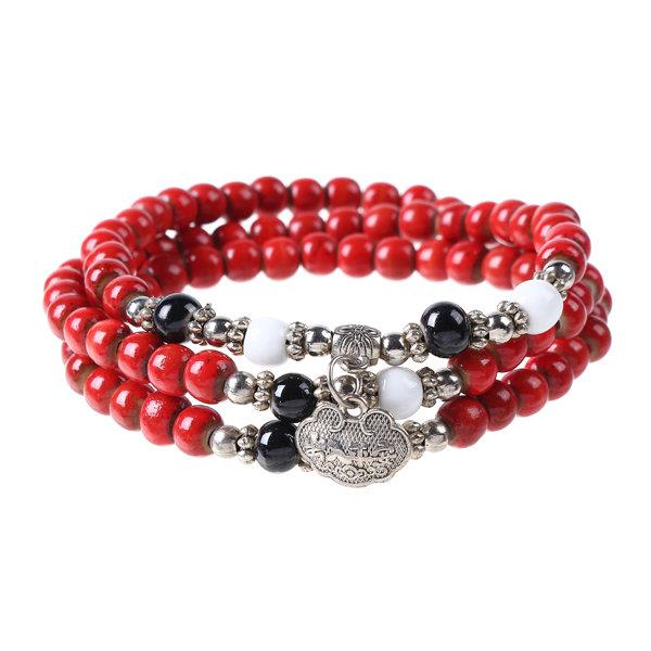 108pcs Buddhist Beaded Bracelet