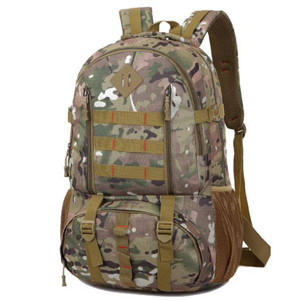 50L Oxford Large Capacity Outdoor Climbing Travel Backpack