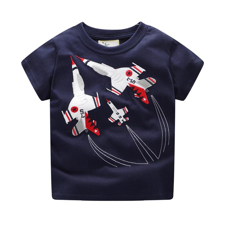 Airplanet Baby Boys Short Sleeve Tees