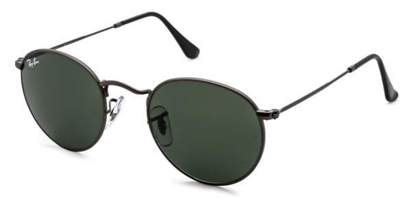 Ray-Ban Sunglasses RB3447 Round Metal 029