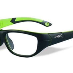 Wiley X Eyeglasses WX Victory Kids YFVIC02/Safety Lenses