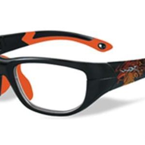 Wiley X Eyeglasses WX Victory Kids YFVIC04/Safety Lenses