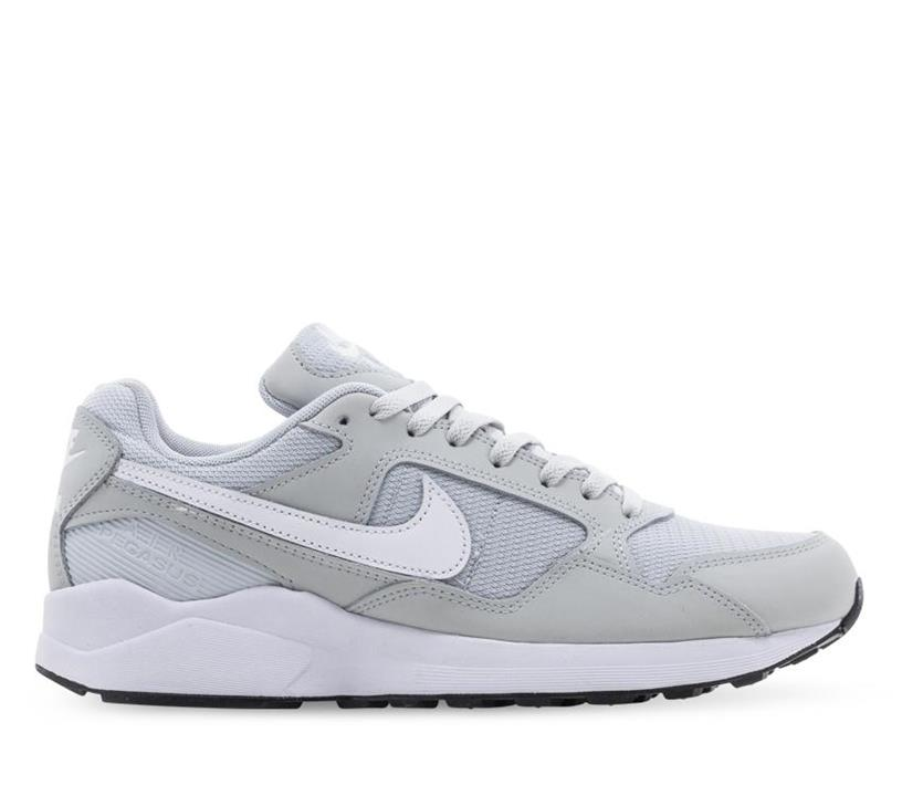 Nike Mens Air Pegasus 92 Lite Pure Platinum/White-Black Size 13 Male
